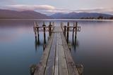 Lake Te Anau Jetty Photographic Print by Sven Klerkx