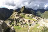 Macchu Picchu Panoramic View. Peru Photographic Print by Sean Randall