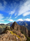 Big Sky Machu Picchu Photographic Print by Rob Kroenert