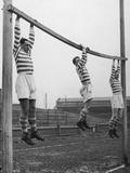 Hanging at Halifax Photographic Print by John Waterman