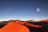 Namibia, Sossusvlei Reprodukcja zdjęcia autor Dietmar Temps, Cologne