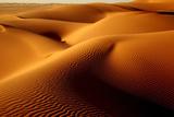 Last Light in the Ubari Sand Sea, Libyan Sahara Photographic Print by Joe & Clair Carnegie / Libyan Soup