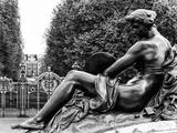 Statue at Buckingham Palace - London - UK - England - United Kingdom - Europe Photographic Print by Philippe Hugonnard