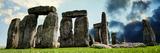 Stonehenge - Historic Wessex - Shrewton - Wiltshire - English Heritage - UK - England Photographic Print by Philippe Hugonnard
