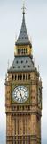 Big Ben Clock Tower - London - UK - England - United Kingdom - Europe - Door Poster Photographic Print by Philippe Hugonnard
