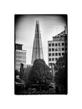 The Shard Building - London - UK - England - United Kingdom - Europe Photographic Print by Philippe Hugonnard