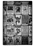 Antique Enamelled Signs - Wall Signs - Notting Hill - London - UK - England Photographic Print by Philippe Hugonnard