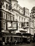 Thriller Live Lyric Theatre London - Celebration of Michael Jackson - Apollo Theatre - England Photographic Print by Philippe Hugonnard