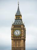 Big Ben Clock Tower - London - UK - England - United Kingdom - Europe Photographic Print by Philippe Hugonnard