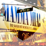 Love NY Series - Mamma Mia The Musical - Winter Garden Theatre - Manhattan - New York - USA Reproduction photographique par Philippe Hugonnard