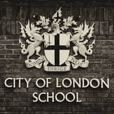 City of London School Sign - London - UK - England - United Kingdom - Europe Photographic Print by Philippe Hugonnard