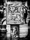 Urban Box NYC DEP - Street Art - Manhattan - New York City - United States Photographic Print by Philippe Hugonnard