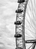 The Millennium Wheel / London Eye - City of London - UK - England - United Kingdom - Europe Photographic Print by Philippe Hugonnard