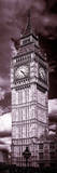 Big Ben - City of London - UK - England - United Kingdom - Europe - Photography Door Poster Photographic Print by Philippe Hugonnard