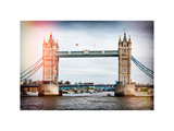 The Tower Bridge - City of London - UK - England - United Kingdom - Europe Photographic Print by Philippe Hugonnard