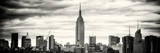 Panoramic Landscape View Manhattan with the Empire State Building - New York City Photographic Print by Philippe Hugonnard