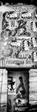 Vertical Panoramic - Door Posters - Urban Box NYC DEP - Street Art - Manhattan Photographic Print by Philippe Hugonnard
