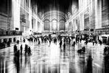 Urban Stretch Series - Grand Central Terminal - Manhattan - New York Photographic Print by Philippe Hugonnard