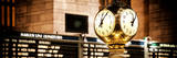 Panoramic View - Grand Central Terminal's Four-Sided Seth Thomas Clock - Manhattan - New York Photographic Print by Philippe Hugonnard
