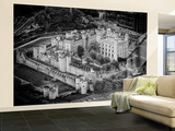Wall Mural - Majesty's Royal Palace and Fortress - London - UK - England - B&W Photography Wall Mural – Large by Philippe Hugonnard