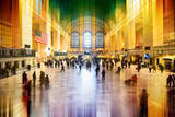 Wall Mural - Urban Stretch Series - Grand Central Terminal - Manhattan - New York Photographic Print by Philippe Hugonnard