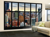 New york wall murals posters at for Poster mural geant new york