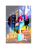 Love NY Series - Advertising Signs in Times Square - Manhattan - New York - USA Photographic Print by Philippe Hugonnard