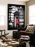 Wall Mural - Buckingham Palace Guard - London - UK - England - United Kingdom - Europe Wall Mural by Philippe Hugonnard