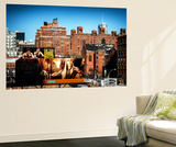 Wall Mural - Urban View of Chelsea - Manhattan - New York - USA Wall Mural by Philippe Hugonnard