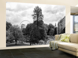 Wall Mural - View of St James's Park Lake and Big Ben - London - UK - England - United Kingdom Wall Mural – Large by Philippe Hugonnard