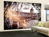 Wall Mural - Pont des Arts and Institut de France - Paris - France Wall Mural – Large by Philippe Hugonnard