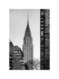 Top of the Chrysler Building - Manhattan - New York City - United States Photographic Print by Philippe Hugonnard