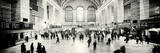 Panoramic View - Grand Central Terminal at 42nd Street and Park Avenue in Midtown Manhattan Papier Photo par Philippe Hugonnard