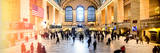 Panoramic View - Instants of NY Series - Grand Central Terminal at 42nd Street and Park Avenue Photographic Print by Philippe Hugonnard