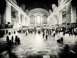 Grand Central Terminal at 42nd Street and Park Avenue in Midtown Manhattan in New York Reproduction photographique par Philippe Hugonnard