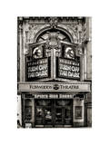 Spider-Man the Musical at Foxwoods Theatre - Broadway Theatre in Times Square - Manhattan Photographic Print by Philippe Hugonnard