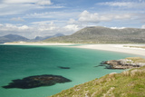 Bay in Sound of Taransay, Harris, Outer Hebrides Photographic Print