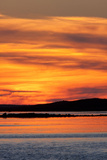 Sunset Sunset over the Sea Photographic Print