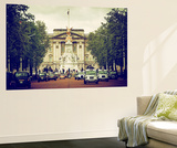 Wall Mural - Buckingham Palace and Black Cabs - London - UK - England - United Kingdom - Europe Wall Mural by Philippe Hugonnard