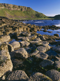 Ireland Giant's Causeway, Hexagonal Basalt Columns Photographic Print