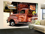 Wall Mural - Truck of Route 66 - Gas Station - Arizona - USA Wall Mural – Large by Philippe Hugonnard