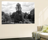 Wall Mural - View of St James's Park Lake and Big Ben - London - UK - England - United Kingdom Wall Mural by Philippe Hugonnard