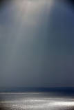 Light and Shade on the Atlantic Ocean in Winter Photographic Print