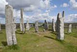 Callanish Stones Photographic Print