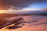 Mount Buller Ski Resort Photographic Print