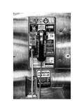 Pay Phone in Grand Central Terminal - Manhattan - New York City - United States Photographic Print by Philippe Hugonnard