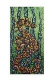 Littoral Creature, 2014 Giclee Print by Xavier Cortada