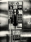 Pay Phone in Grand Central Terminal - Manhattan - New York City - United States - USA Photographic Print by Philippe Hugonnard