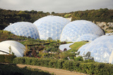 Eden Project Biomes Photographic Print