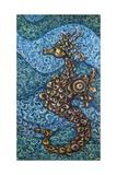Seahorse, 2014, Giclee Print by Xavier Cortada